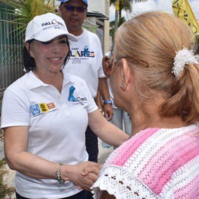 Para favorecer la democracia se necesita combatir la impunidad, plantea Gaby Pallares