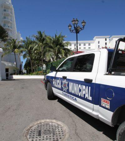 ESPECTACULAR FALLIDA EJECUCIÓN EN LA ZONA HOTELERA DE CANCÚN: 'Al estilo Acapulco', desde una moto acuática, disparan en playa del hotel Riu contra presunto vendedor de alpaca; no hay detenidos