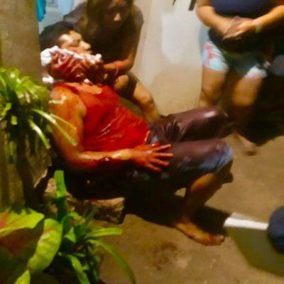 Se resiste a un asalto y termina apuñalado en Tulum