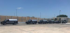 Trasladan a 27 reos del Cereso de Cancún a centros penitenciarios del país