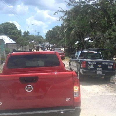 DOBLE EJECUCIÓN EN EL SUR DE QR: Encapuchados matan a balazos a un hombre y a un menor de 15 años en la comunidad de Pedro A. Santos