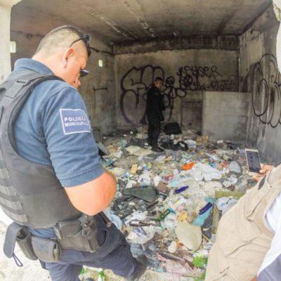 Falsos reportes sobre restos humanos movilizan a cuerpos de seguridad en Cancún