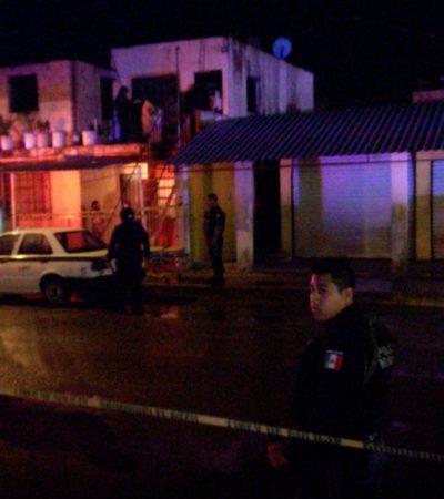 SEGUIMIENTO   JUGABA SU 'PLAYSTATION' CUANDO RECIBIÓ DOS DISPAROS: Era taxista el ejecutado en la Región 227 de Cancún