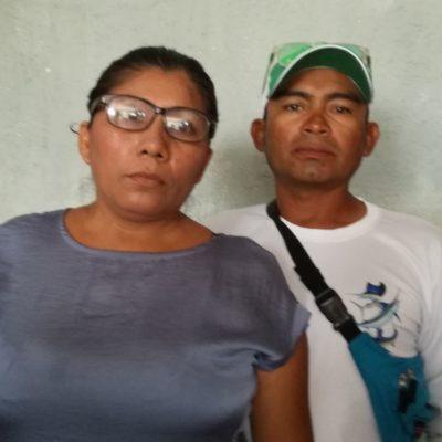 Padres exigen justicia a un mes del asesinato de su hijo en Cozumel