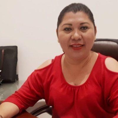 Regidora ex morenista confirma su apoyo a Laura Fernández en Puerto Morelos