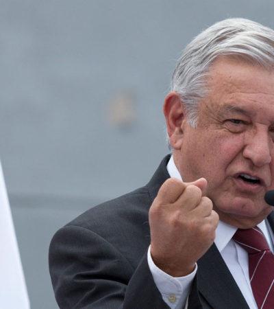 Andrés Manuel pide a los mexicanos votar por senadores y diputados federales de Morena para ser mayoría en el Congreso