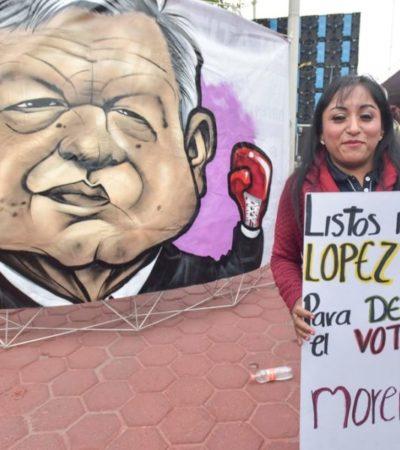 Festeja López Obrador que medios no difundan la serie 'El populismo en América Latina'