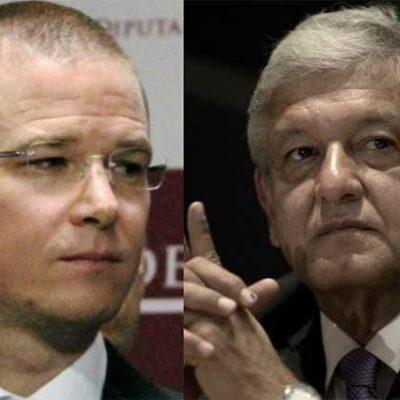 LLAMA ANAYA AL 'VOTO ÚTIL' PARA VENCER A AMLO: Dice el candidato del 'Frente' que es el único que puede derrotar a Morena