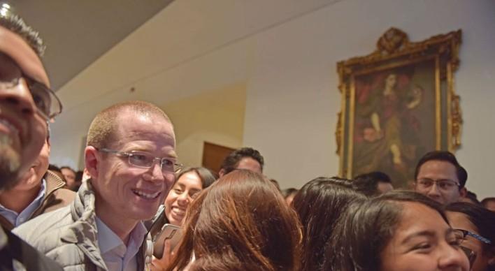 Anaya acusa a Morena de ser una farsa porque sus candidatos en Puebla están ligados a priísta Mario Marín
