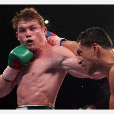 LE PEGAN AL 'CANELO': Suspenden al boxeador mexicano durante seis meses por dar positivo en prueba de dopaje