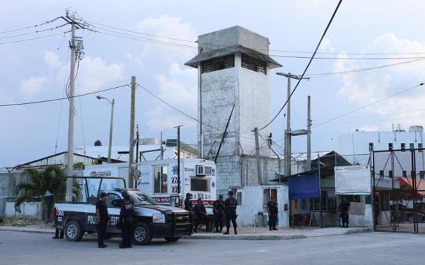 Designa la SSP a encargado de Despacho de la Dirección del Penal de Cancún
