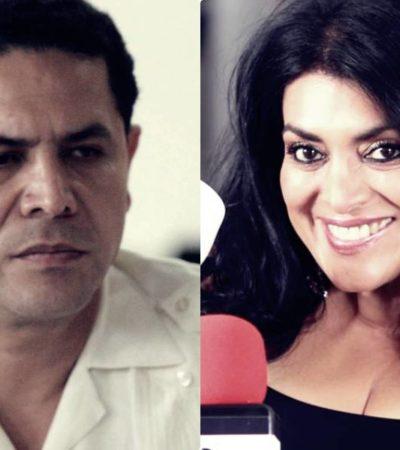 BAJAN A 'GREG', SUBEN A NIZA: Por cambio de género, Puerto Paredes será la candidata de 'Juntos Haremos Historia' en el Distrito 03 en lugar de Gregorio Sánchez, confirma Rogelio Márquez