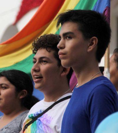 Preparan actividades contra la homofobia en Playa del Carmen