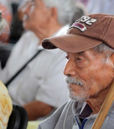 Trabajan en un proyecto para tener un asilo en Cancún ante falta de atención para adultos mayores