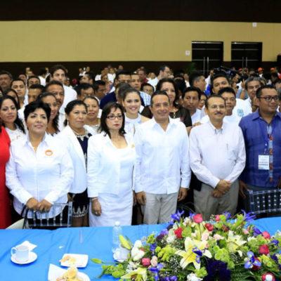 Por segundo año consecutivo no habrá desfile este 1° de mayo en la capital del estado, sino un desayuno para mil trabajadores