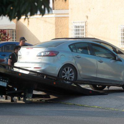 NO AGARRAN A SICARIOS, PERO VAN TRAS 'FILTRADORES': En ejecución múltiple del Mazda, la Fiscalía investiga a policías que difundieron fotos del lugar de los hechos