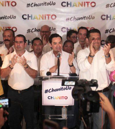 ALISTA IEQROO NUEVO REVÉS A 'CHANITO': Esta noche, consejeros le negarán candidatura a Toledo Medina por segunda ocasión
