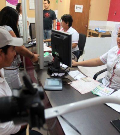 Resguardarán 312 credenciales en Chetumal que no fueron reclamadas