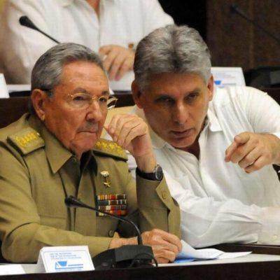CAMBIO GENERACIONAL EN EL PODER EN CUBA: Nominan a Miguel Díaz-Canel como virtual sucesor de Raúl Castro