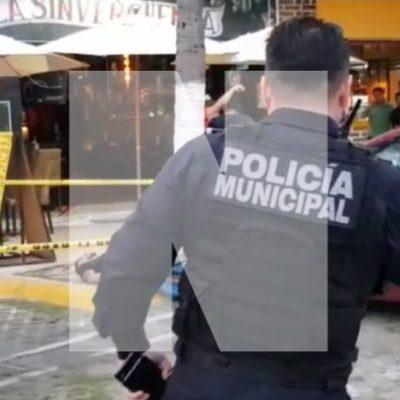 EJECUTAN A UN HOMBRE EN LA KABAH: Ataque a balazos afuera de marisquería en Cancún deja un muerto