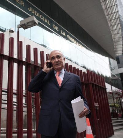 """""""Mercaderes de seda de la corrupción"""" dice Pedro Ferriz de Con tras el fallo que avaló la candidatura de 'El Bronco'"""