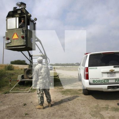 225 efectivos de la Guardia Nacional custodiarán la frontera con México desde este lunes