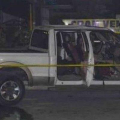 Asume la Marina la responsabilidad por la muerte de una mujer y dos niñas durante un tiroteo en Tamaulipas
