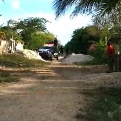 SEGUIMIENTO: Policía ministerial investiga asesinato en la colonia 'Las Pencas'