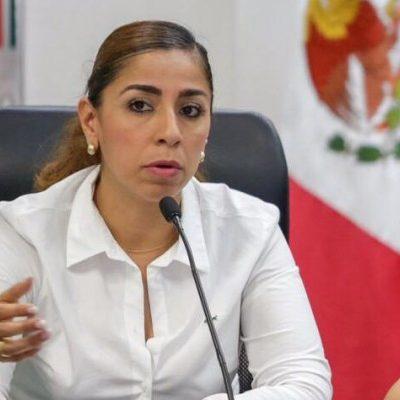 Denuncia Marybel Villegas acto de intimidaciónde supuestos monitoristas del INE en su casa de campaña
