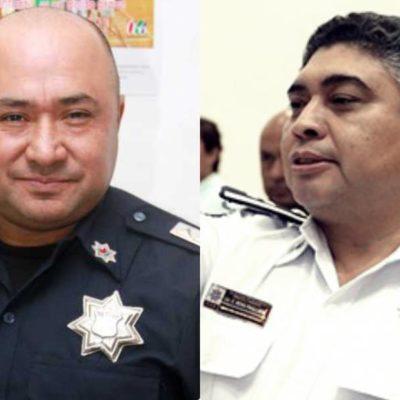 Releva Juan Carlos García a Mena Paullada en la Policía Ministerial