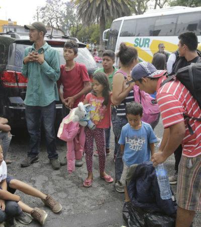 Denuncian que hay 200 centroamericanos desaparecidos que integraban la Caravana Viacrucis del Migrante