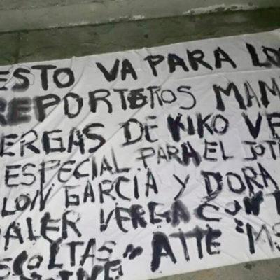 Amenazan a reporteros de la Agencia Fronteriza de Noticias en Tijuana