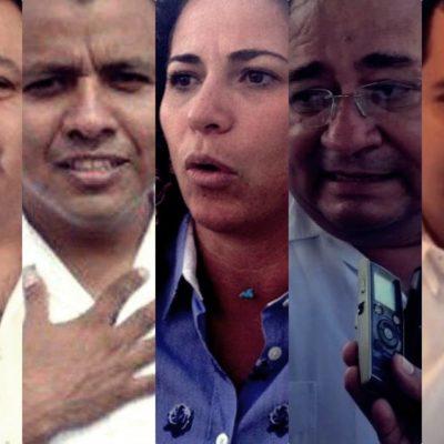POCOS SON LOS LLAMADOS, MUCHOS LOS EXCLUIDOS: Definen a candidatos del PRD en las planillas del 'Frente'