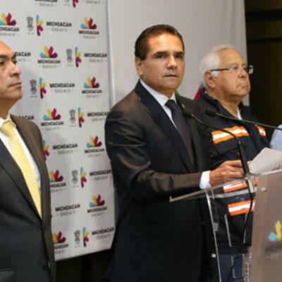 SE ABRE SILVANO AUREOLES: Gobernador perredista de Michoacán se pasa al bando de Meade