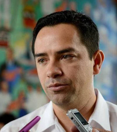 """""""NO ES EL PROYECTO DE 'CHANITO', ES CANCÚN"""": Tras lograr peleada candidatura, dice Toledo Medina que buscará integrar una propuesta para recuperar la paz del destino"""