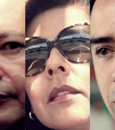 Rompeolas: Sale 'Mara' en 'pole position' en Benito Juarez, pero…