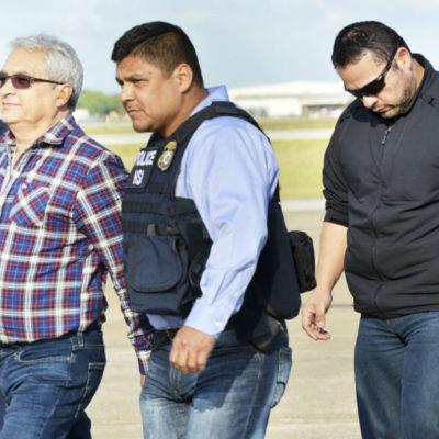 Ordena juez de Texas decomisar a Tomás Yarrington 132 mdd, un avión y varias propiedades