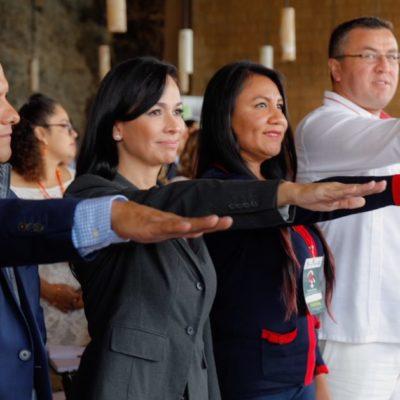 Designan a Laura Fernández como copresidenta de la Asociación Nacional de Municipios Turísticos