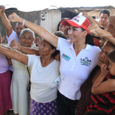 Laura Fernández promete inversiones responsables con el medio ambiente