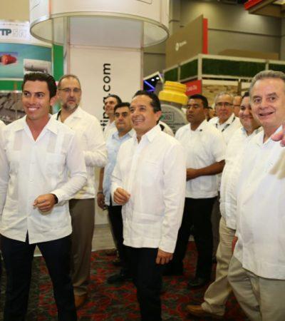 INAUGURAN LA 30ª ONEXPO: Cancún se mantiene como líder en turismo de convenciones y reuniones