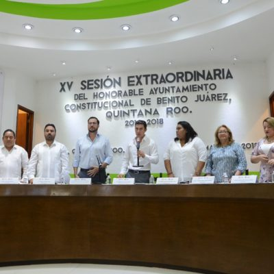 Aprueba Cabildo nuevo Programa Municipal de Desarrollo Urbano para Cancún