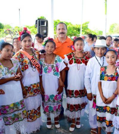 Ofrece Julián Ricalde impulsar la educación para acrecentar el desarrollo de Quintana Roo