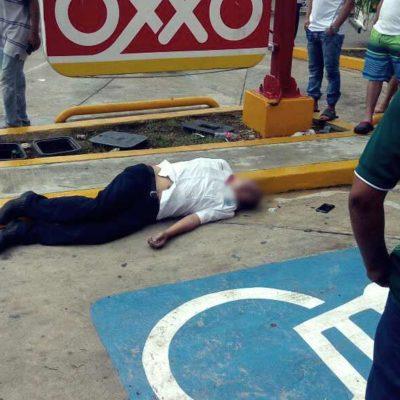 EJECUTAN A UN TAXISTA EN PLAYA: Matan a balazos a conductor de la unidad 1902 en la colonia Las Palmas I