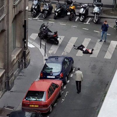 Deja dos muertos ataque a cuchilladas en el centro de París