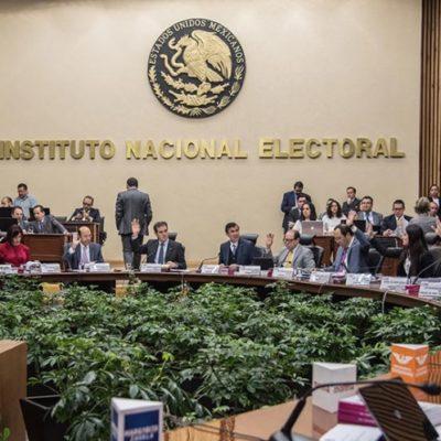 INE lanzará la convocatoria para que ciudadanos hagan preguntas a candidatos presidenciales en el tercer debate
