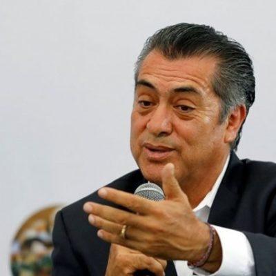 INE multa a Jaime Rodríguez, 'El Bronco', por obtener recursos irregulares y utilizar a funcionarios públicos como auxiliares