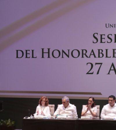 CUMPLE UQROO 27 AÑOS: La Universidad de Quintana Roo es un semillero de agentes de cambio, destaca Carlos Joaquín