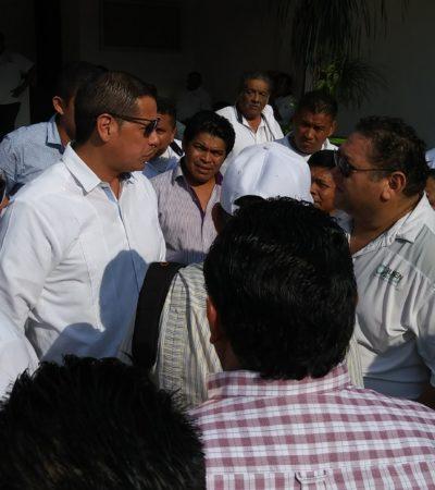 Magistrado del Teqroo le da su 'palabra' a los taxistas de que no los defraudará sobre la consulta de Uber