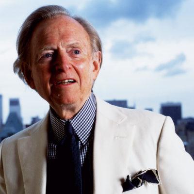 PASÓN INTERRUMPIDO: A los 88 años, fallece Tom Wolfe, escritor de la contracultura, pionero del llamado 'Nuevo Periodismo'