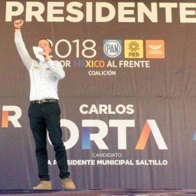 Ricardo Anaya no reforzará su seguridad, pero exige al gobierno federal que garantice que la gente pueda salir con libertad a votar el próximo 1 de julio
